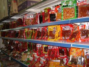 Moving to China - Grocery Shopping in China