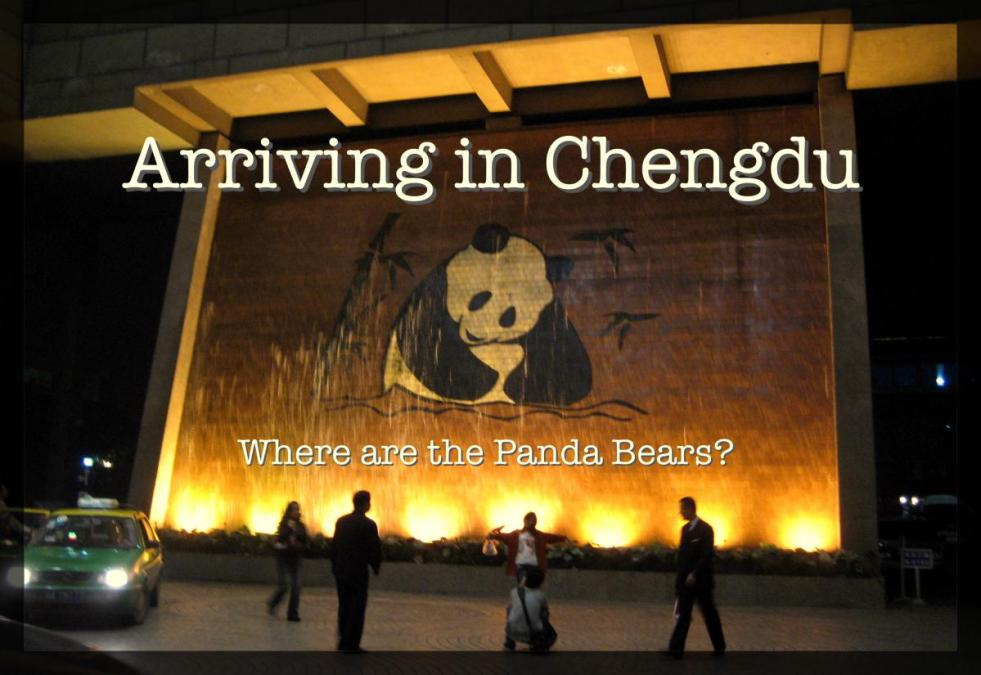 Chengdu, Sichuan Province – My Experience in China 8