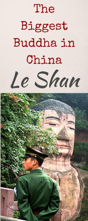 Le Shan - Biggest Buddha in China