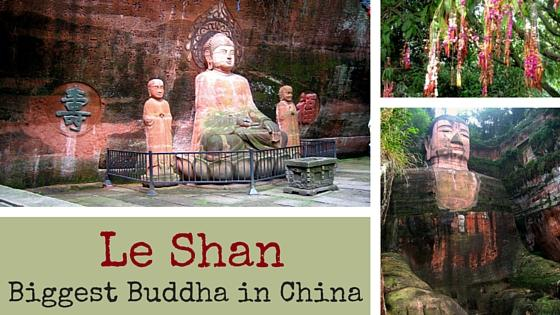 Le Shan, Biggest Buddha in China – My China Experience 10