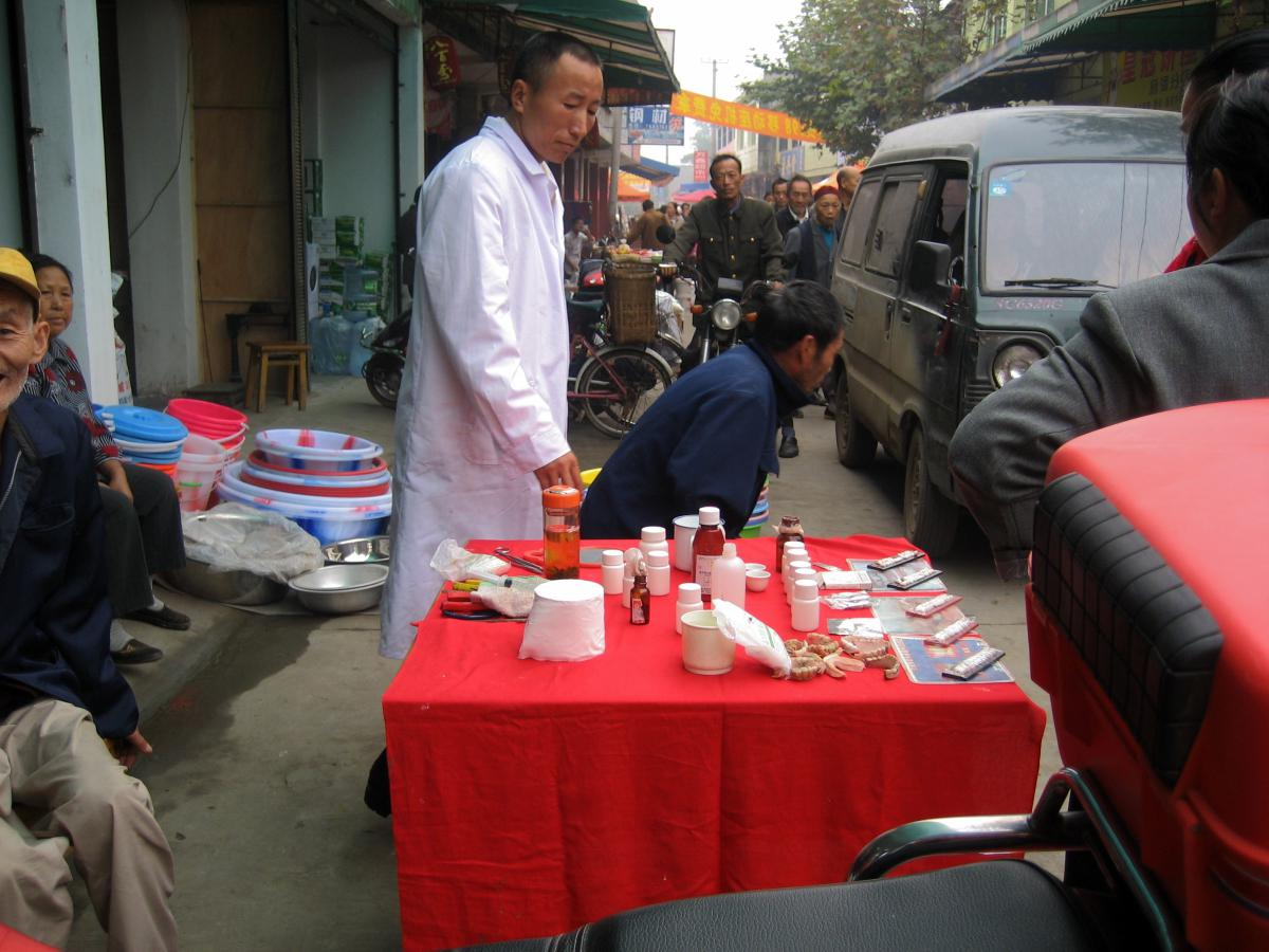 Sichuan Province 2 Dentist