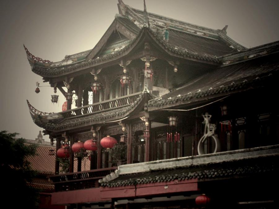 Travel Photography: Ancient China in Chengdu