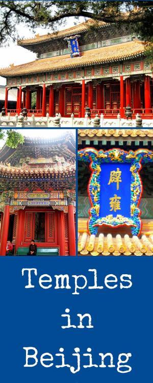 Temples in Beijing
