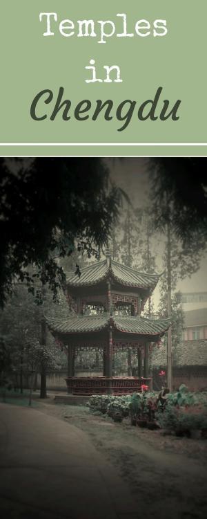 Temples in Chengdu