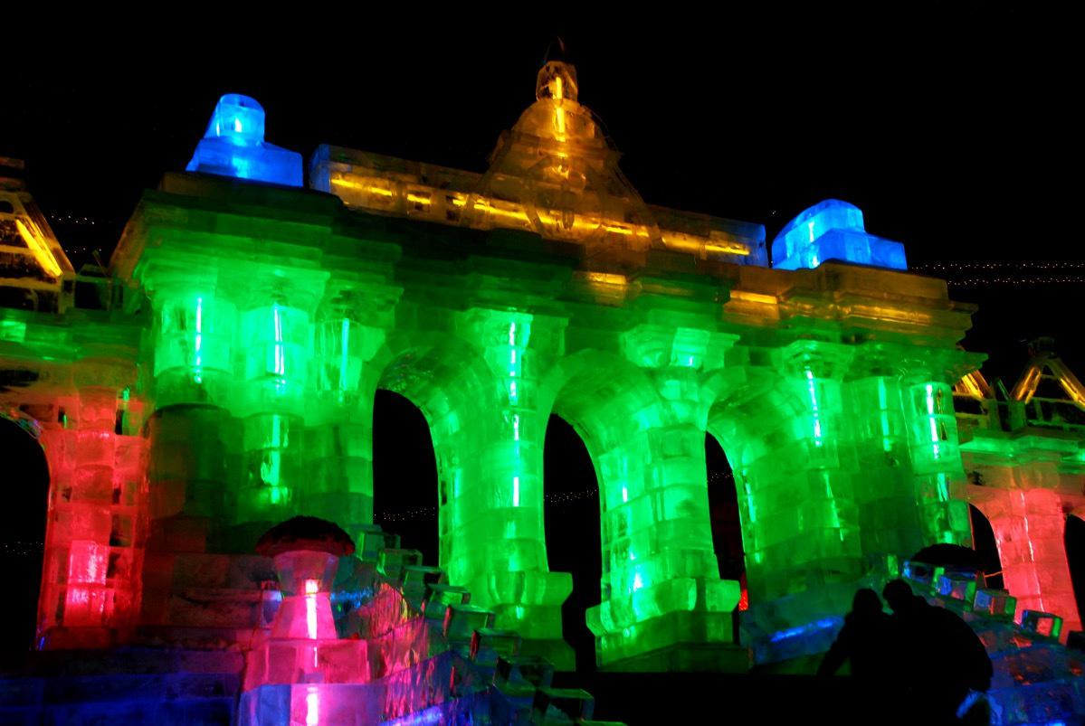 Discover Beijing - Ice Festival 12