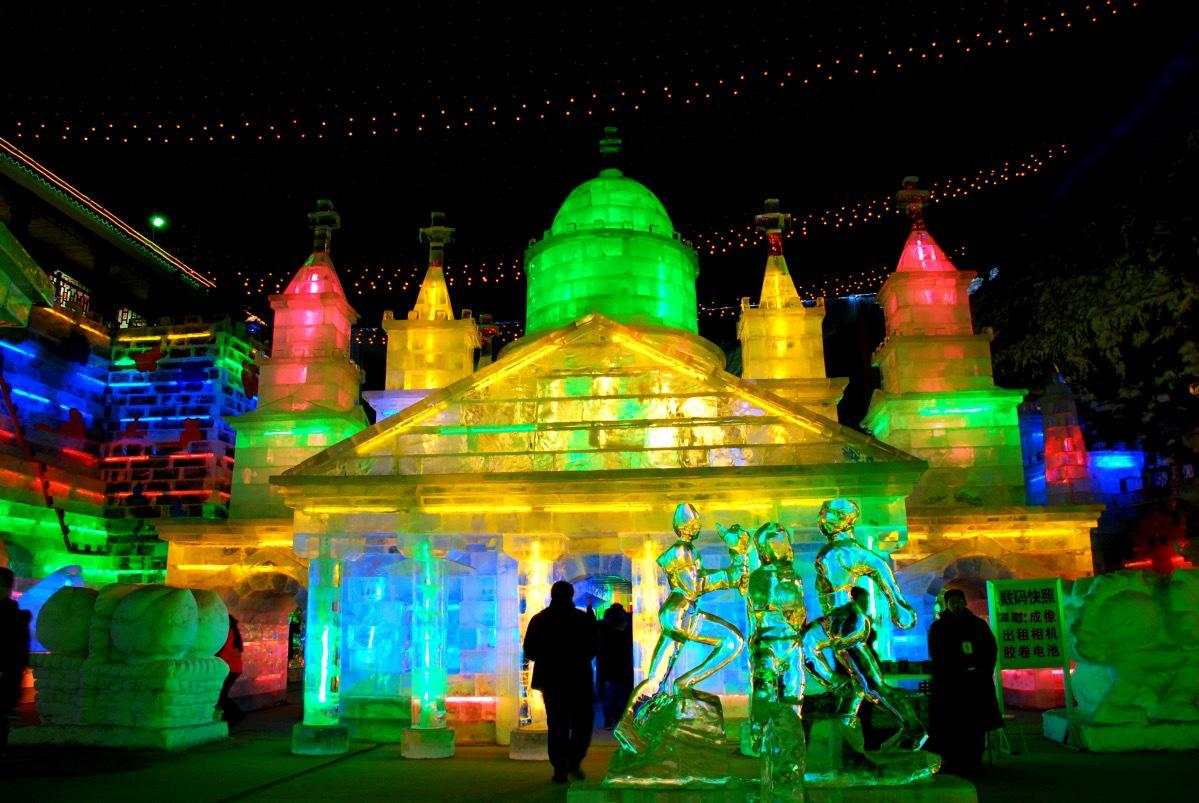Discover Beijing - Ice Festival 13