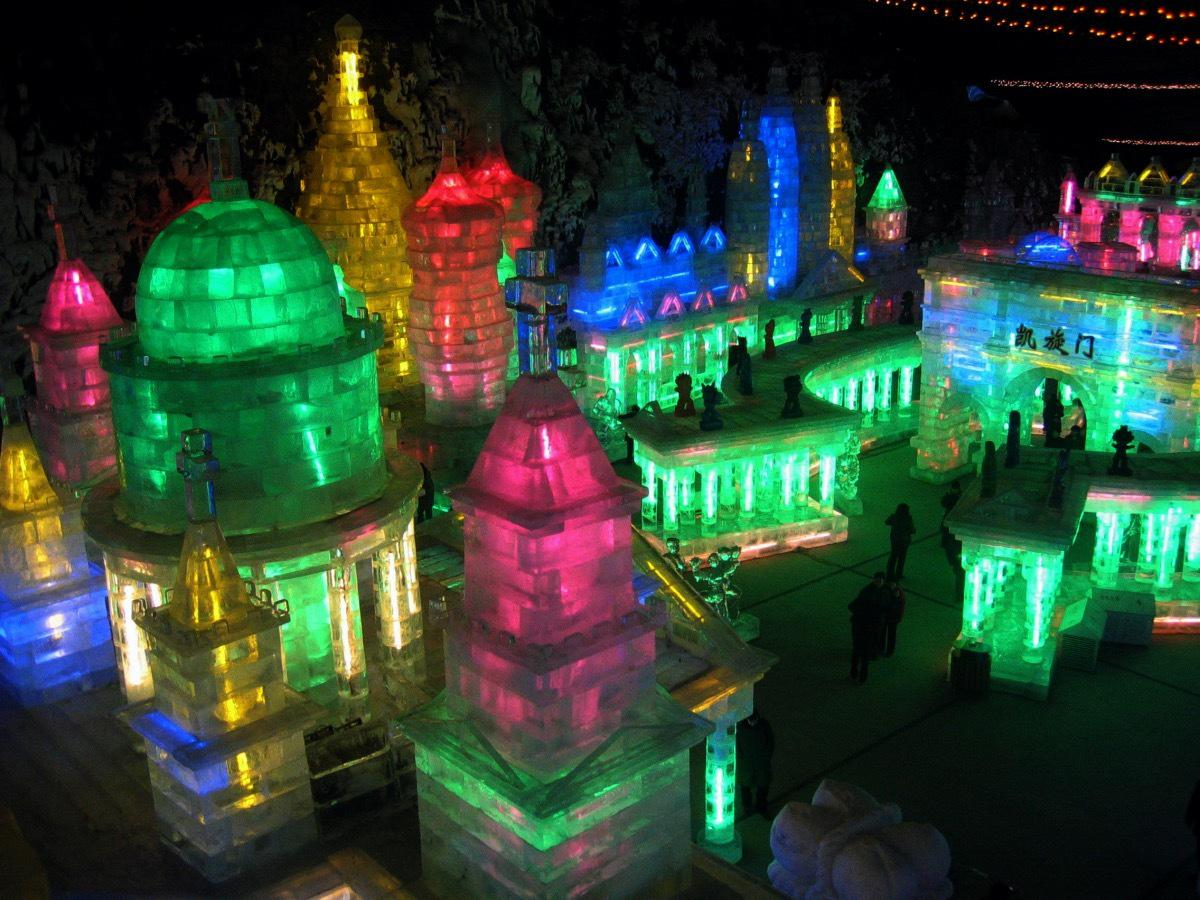 Discover Beijing - Ice Festival 3