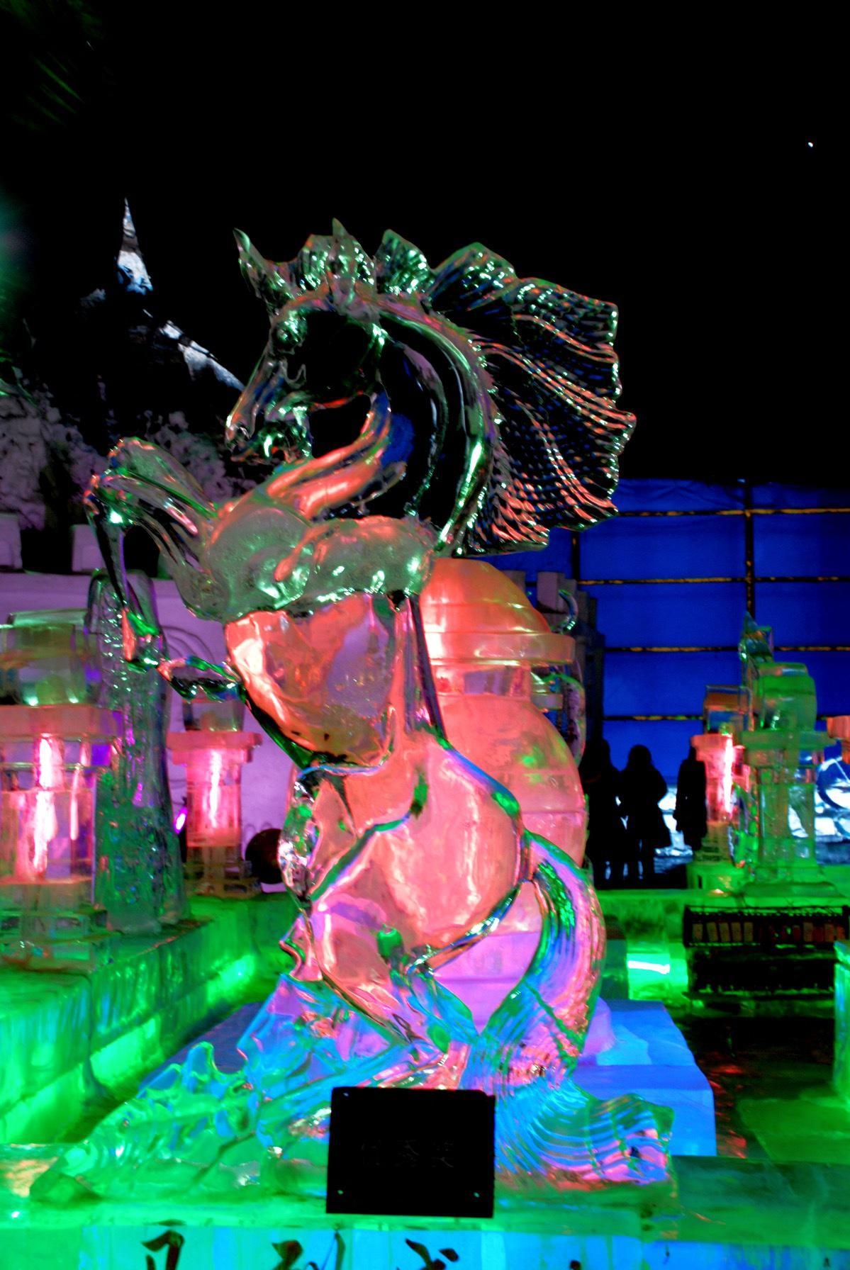 Discover Beijing - Ice Festival 6