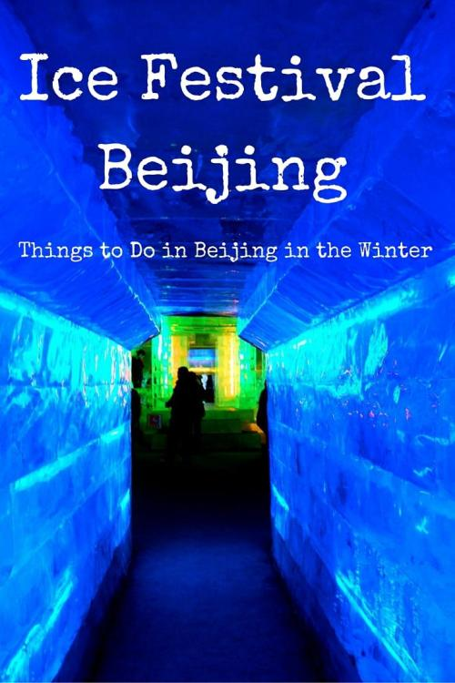 Discover Beijing - Ice Festival Beijing