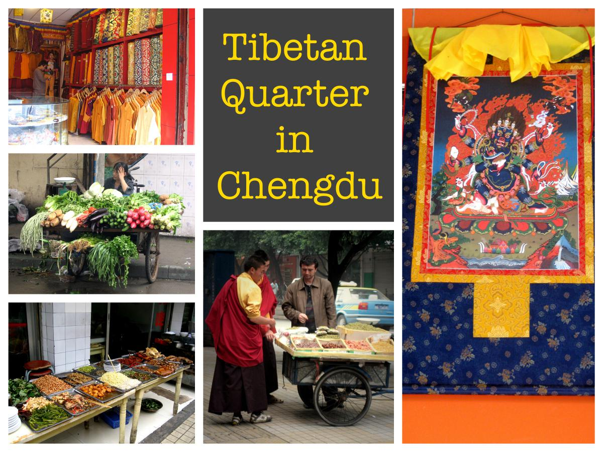 Tibetan Quarter in Chengdu – My China Experience 14