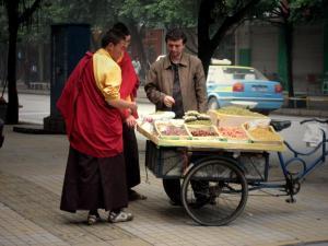 Tibetan Quarter in Chengdu 3