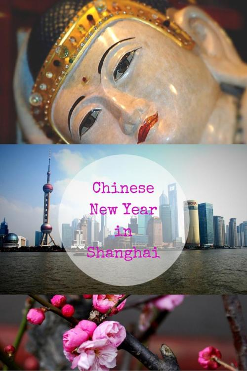 Chinese New Year in Shanghai - long