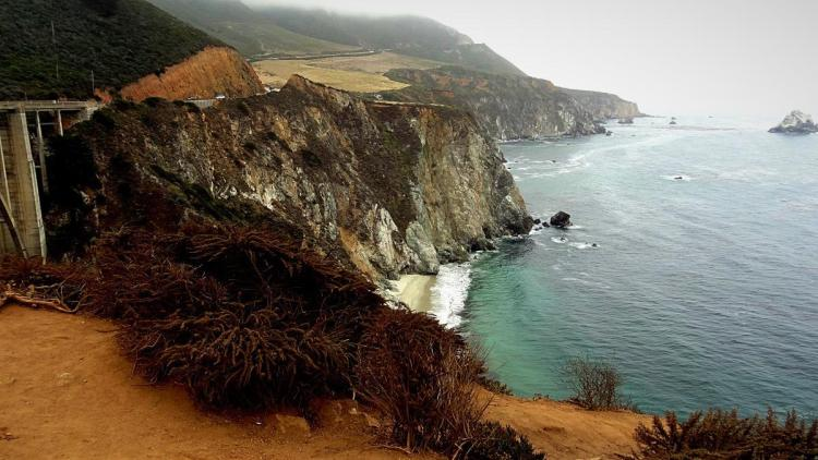17 Mile Drive - Top 5 Road Trips in the US
