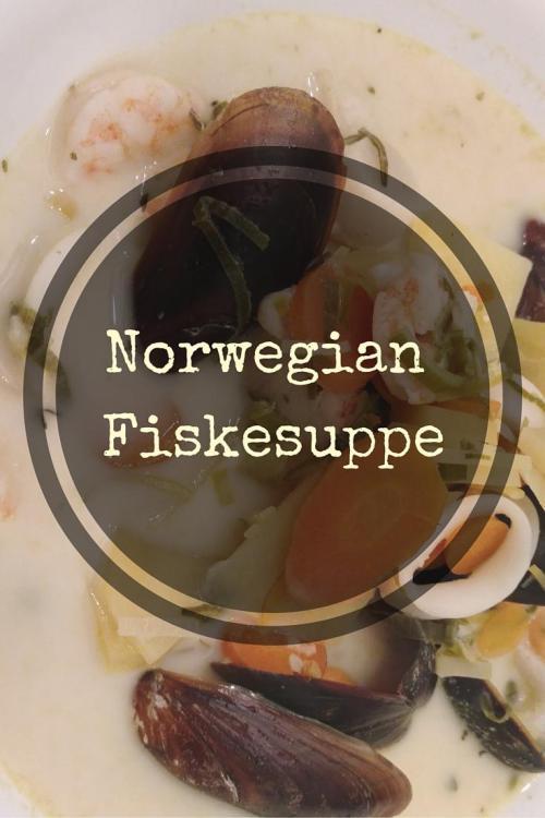 Norwegian Fiskesuppe