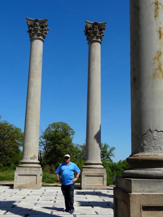 Arboretum in Washington - Columns