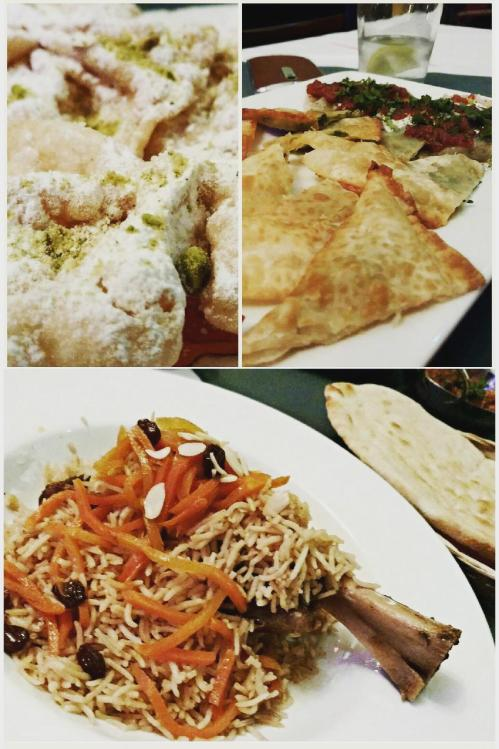 Azro Afghan Cuisine - Ethnic Restaurants San Antonio