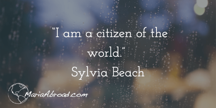 German-US Dual Citizenship - Citizen of the world quote