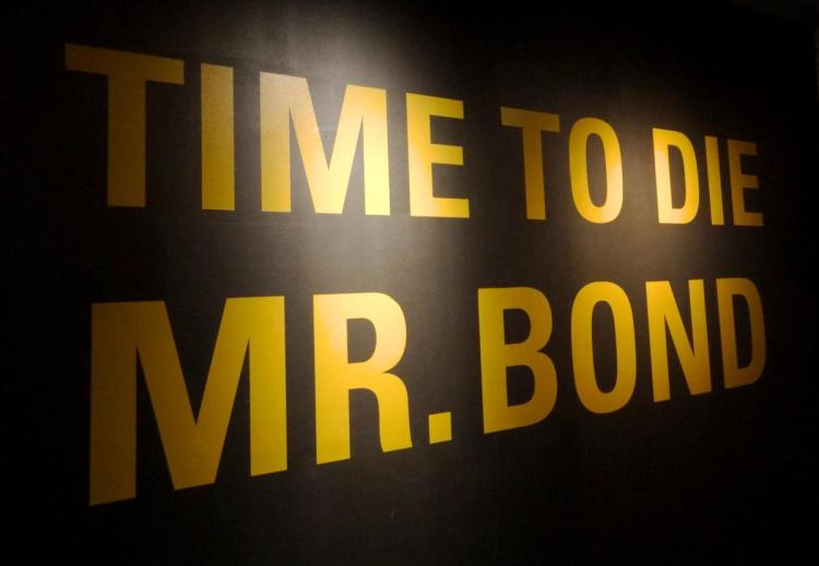 Mr Bond Exhibit Spy Museum Washington DC