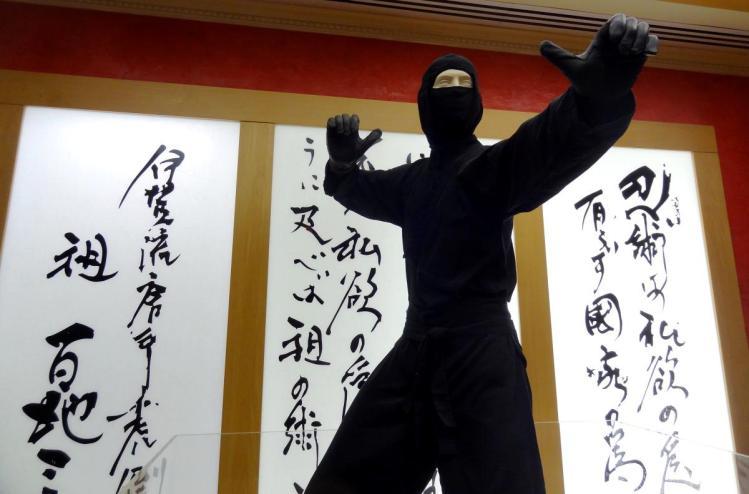Ninja - Spy Museum Washington DC