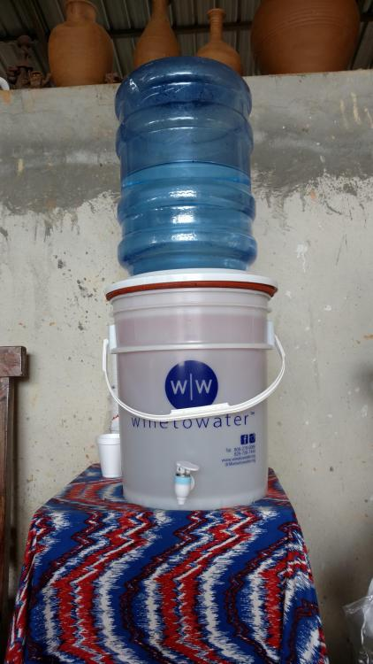 Wine to Water Dominican Republic