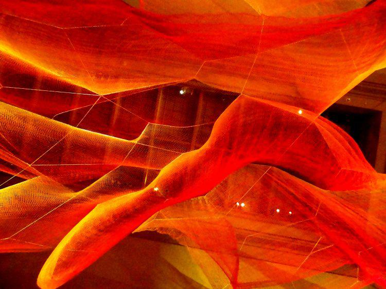 Renwick Gallery Wonders Exhibit Janet Echelman 2
