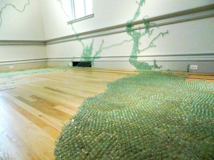 Renwick Gallery Wonders Exhibit Maya Lin 1