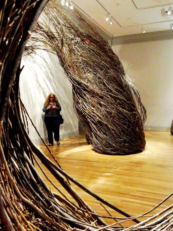 Renwick Gallery Wonders Exhibit Patrick Dougherty 2