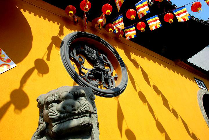 Travel Photography: Jade Buddha Temple Shanghai