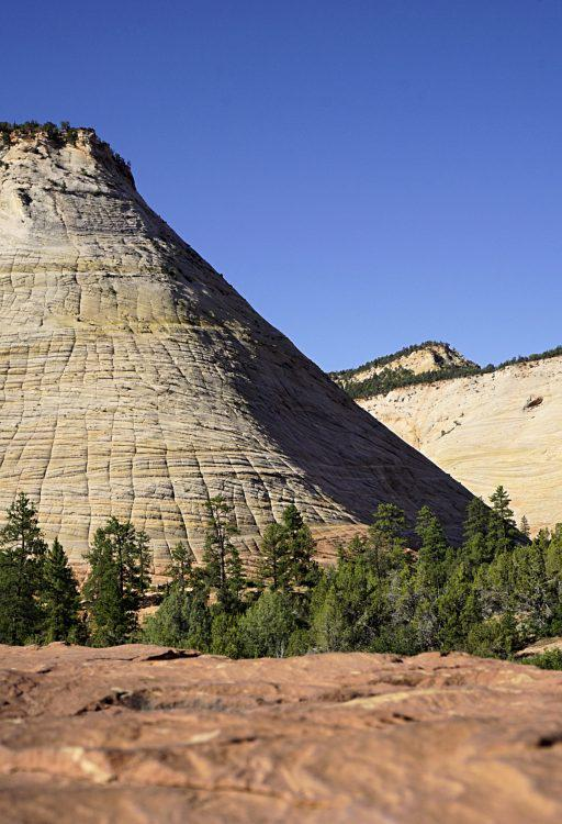 Beautiful Zion National Park in Utah National Park