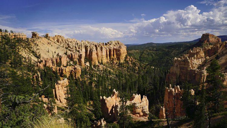 Utah National Parks: Beautiful Bryce Canyon NPS