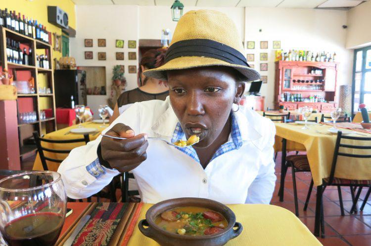 Authentic Food Quest Argentina Book Review - Locro in Argentina