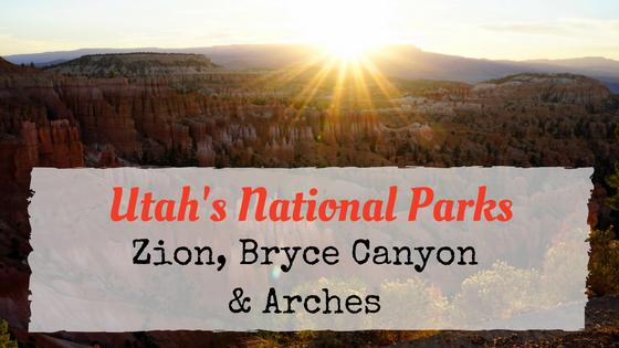 Utahs National Parks Photo Essay Zion Bryce Canyon Arches