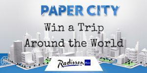 Win a Trip Around the World with Radisson Blu