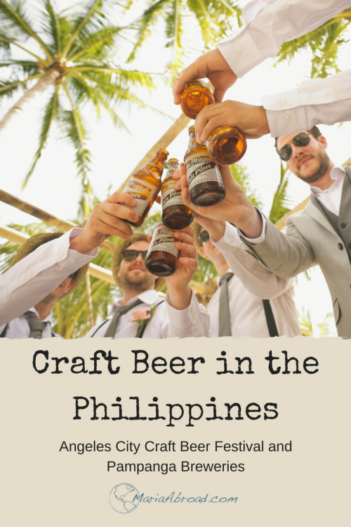 Craft Beer in the Philippines - Breweries and Beers