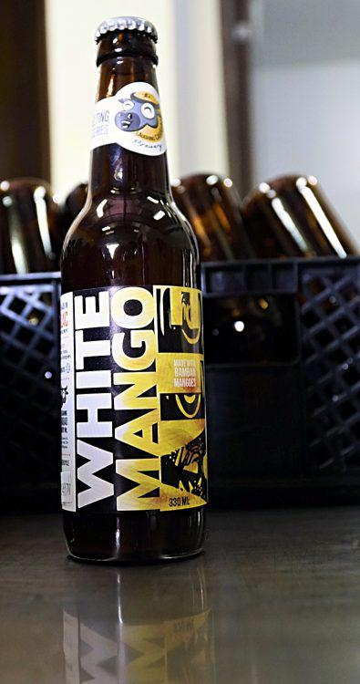 The Laughing Carabao White Mango Ale - Craft Beer in the Philippines