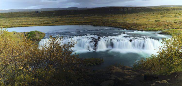 Golden Circle Tour: Iceland Waterfall