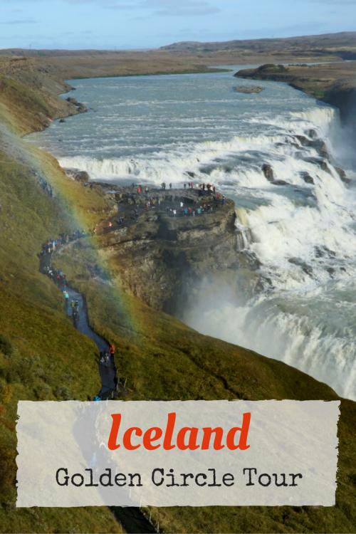 Iceland Golden Circle Tour