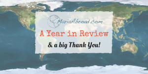 MariaAbroad 2016 – A Year in Review