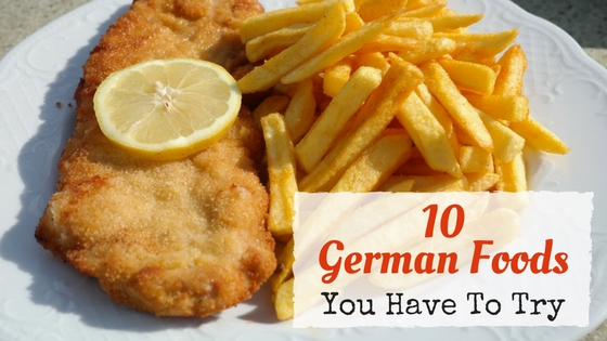 10 German Foods You Must Try in Germany
