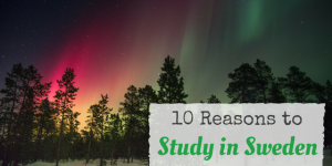 Studying Abroad in Sweden?