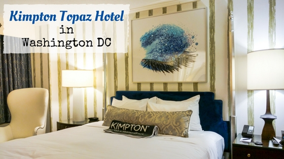 Kimpton Topaz Hotel Washington DC