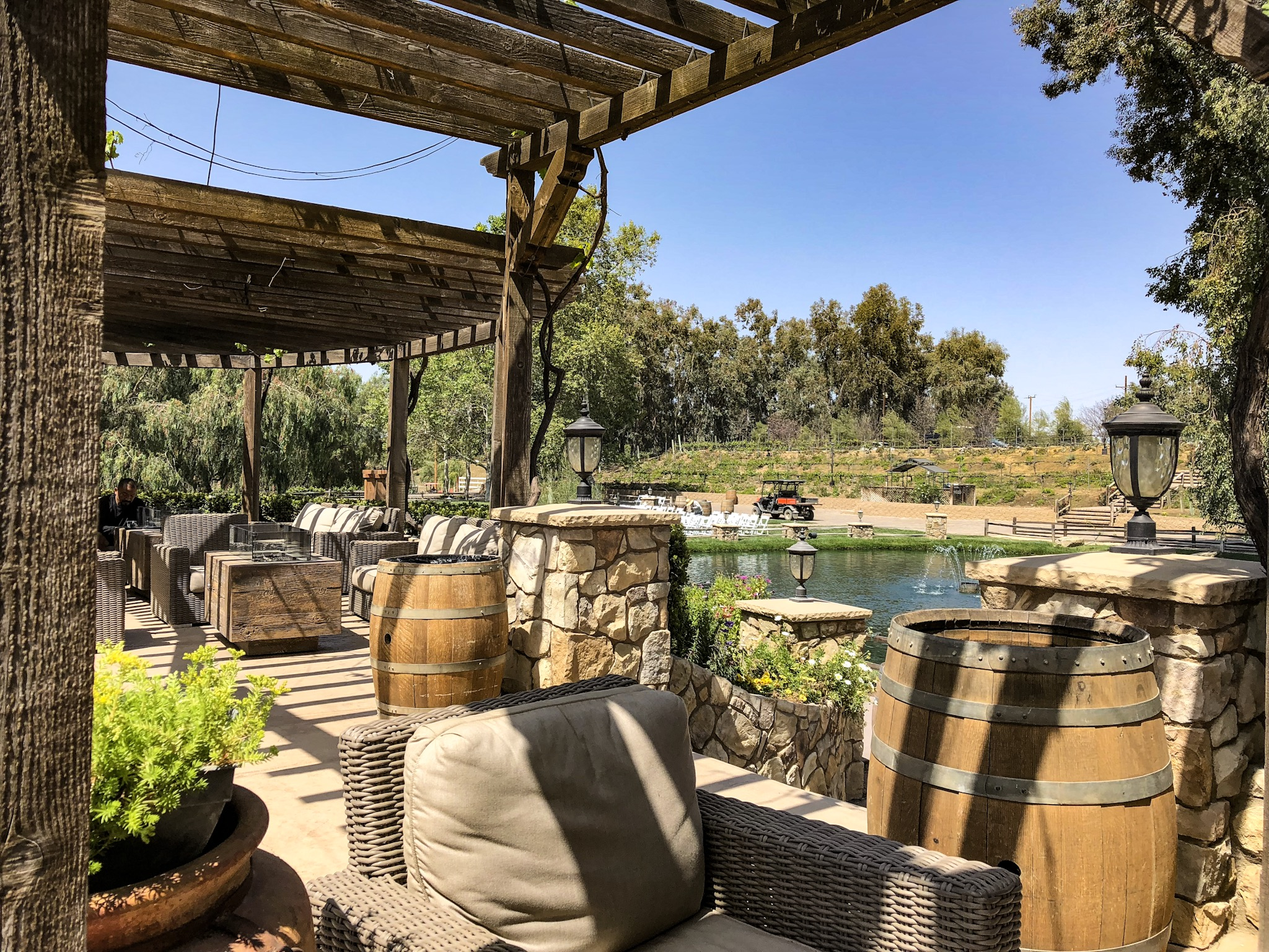 San Diego Staycation - Temecula Getaway - Vitagliano Winery