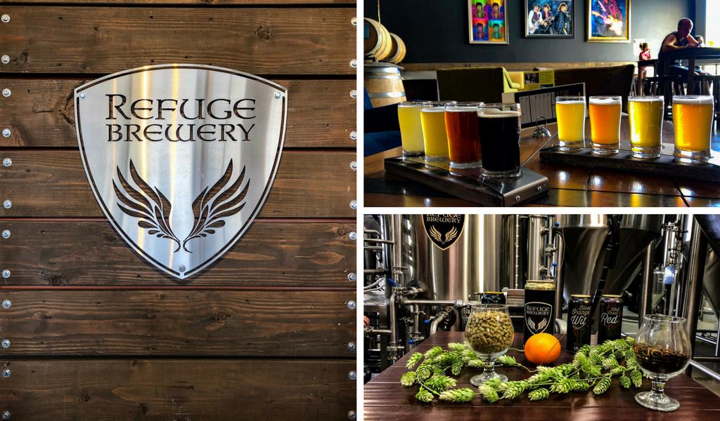 Refuge Brewery Temecula MariaAbroad San Diego Staycation - Temecula Getaway
