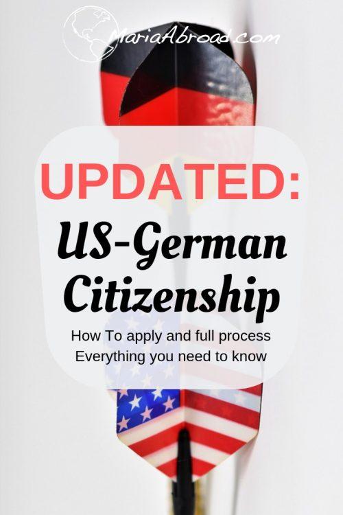 German US Dual Citizenship #USCitizenship #Germancitizenship #LivingAbroad #Expat #expatlife #Immigration #