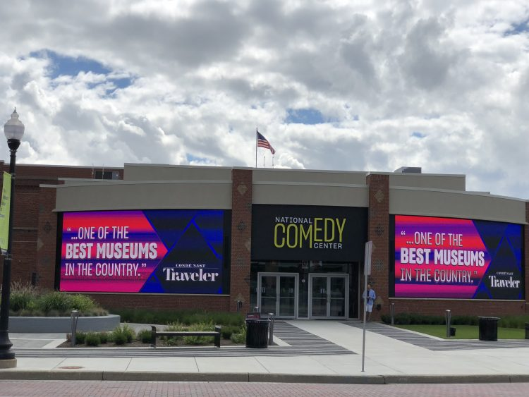 National Comedy Center Jamestown New York - Things to do in Upstate NY
