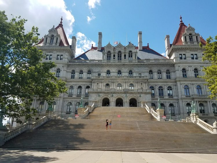 Albany New York State Capital Building