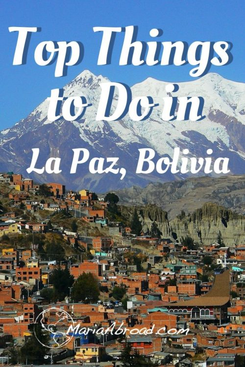 Pin for Thing to do in La Paz